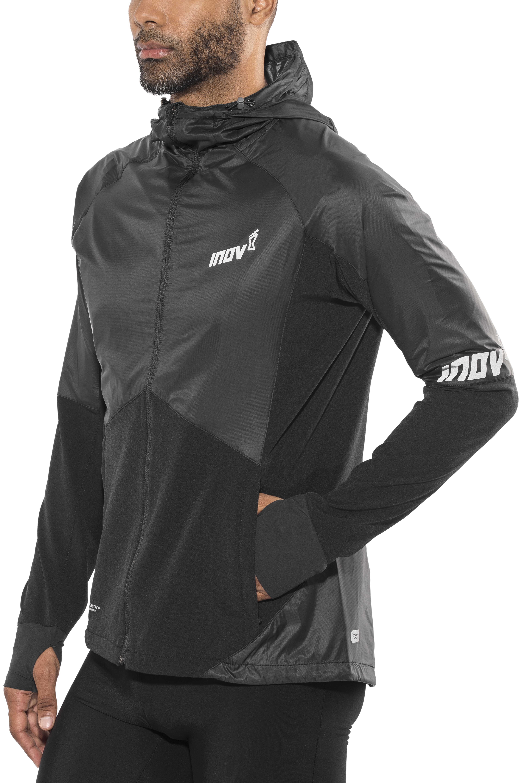 c2ec01830c265 inov-8 Pro Softshell FZ Kurtka do biegania Mężczyźni czarny | Sklep ...